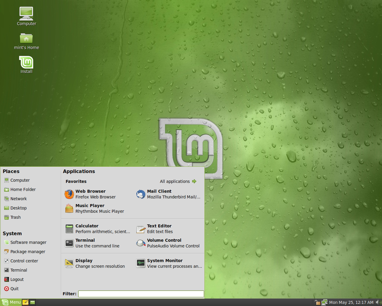 Buy Linux Mint 7 XFCE CD i386 at Rainbowcomputech Com for Rs 40